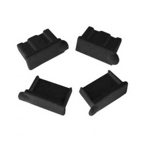 Tapa Antipolvo Kablex para Puerto USB Pack 10U
