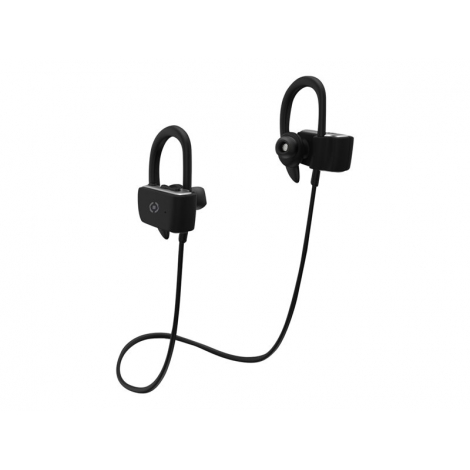 Auricular + Micro Celly Bluetooth Sport IN-EAR Bhsportpro Black