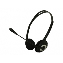 Auricular + Microfono Approx Lightweight Stereo