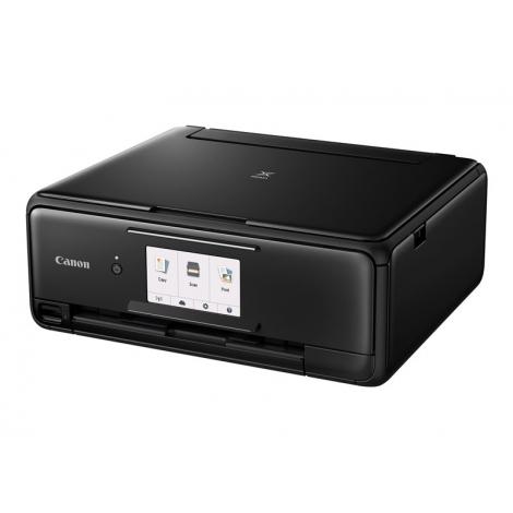 Impresora Canon Multifuncion Pixma TS8150 15IPM USB WIFI Bluetooth Black