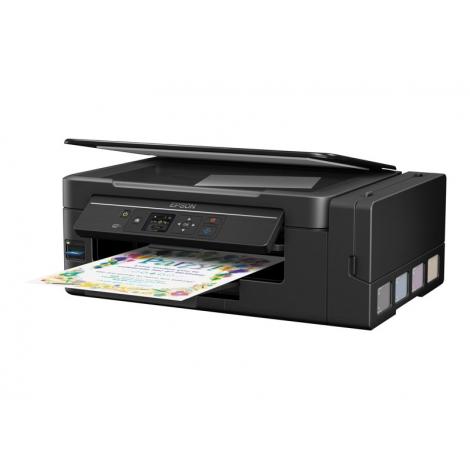 Impresora Epson Multifuncion Ecotank ET-2650 33PPM WIFI USB