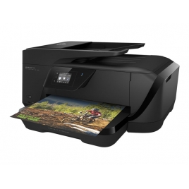 Impresora HP Multifuncion Officejet 7510 15PPM FAX WIFI USB