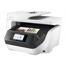 Impresora HP Multifuncion Officejet PRO 8720 37PPM USB LAN WIFI