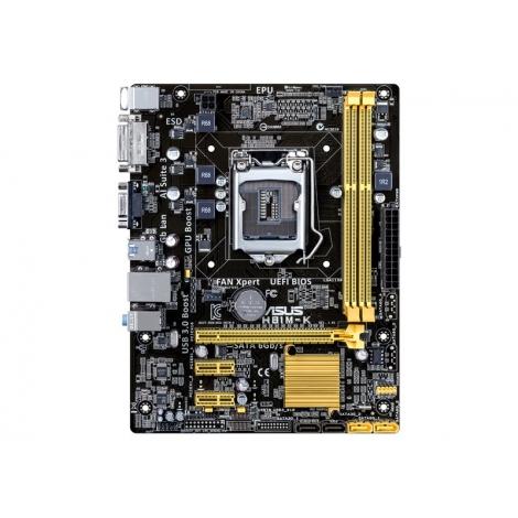Placa Base Asus Intel H81M-K Socket 1150 Matx Grafica DDR3 Glan USB 3.0