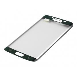 Protector de Pantalla Titan Shield Cristal Templado 3D para Galaxy S6 Edge Emerald