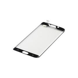 Protector de Pantalla Titan Shield Cristal Templado 3D para Galaxy S6 Edge+ Black