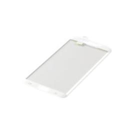 Protector de Pantalla Titan Shield Cristal Templado 3D para Galaxy S6 Edge+ White