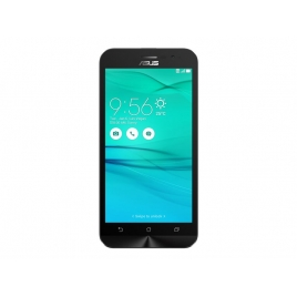 """Smartphone Asus Zenfone GO Zb500kl 5"""" QC 16GB 2GB 4G Android 6 White"""