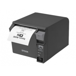Impresora Tickets Epson TM-T70II Termico USB WIFI Black