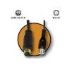Adaptador Kablex Svhs 7P Macho / RCA Hembra
