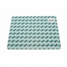 Alfombrilla Smile Silicon PRO Blue Geometric