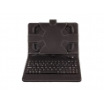 "Funda Tablet Silver HT 7"" - 8"" + Teclado USB Black"