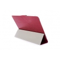 "Funda Tablet Silver HT 9"" - 10'' Superslim Value red"