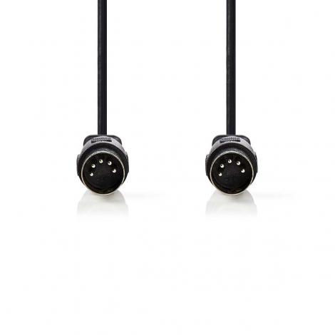 Cable Kablex DIN 5P Macho / DIN 5P Macho 2M
