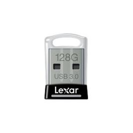 Memoria USB 3.0 Lexar 128GB Jumpdrive S45 Black