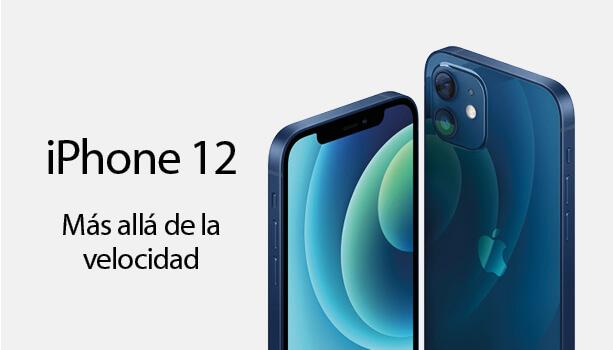 iPhone 12 Más allá de la velocidad