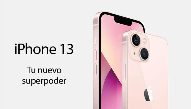 iPhone 13 Tu nuevo superpoder