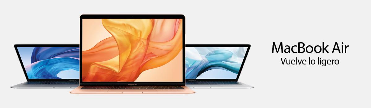MacBook Air. Vuelve lo ligero
