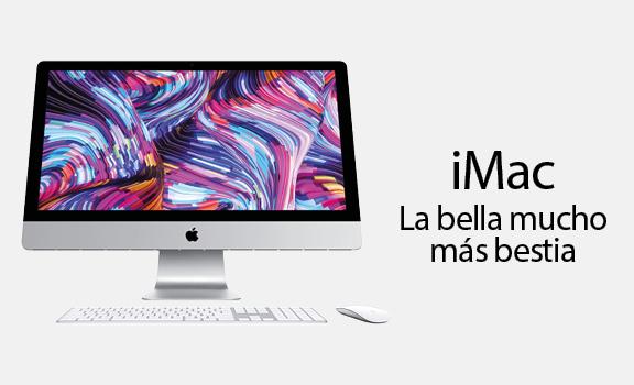 iMac. La bella mucho más bestia