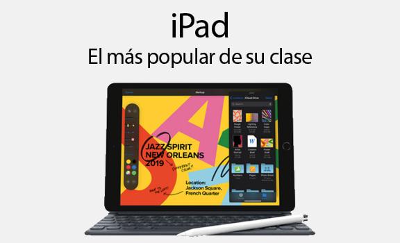 iPad. El más popular de su clase