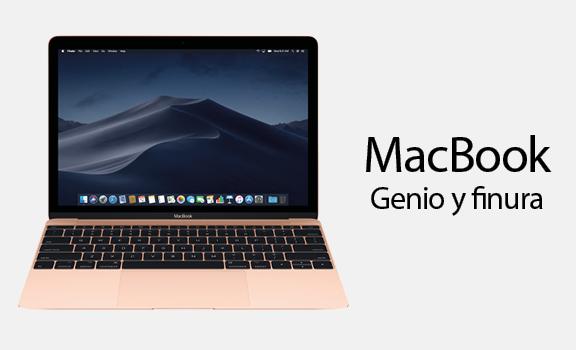 MacBook. Genio y finura