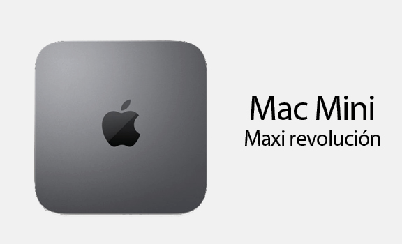 Mac Mini. Maxi revolución.