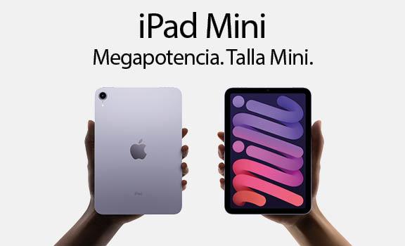 iPad Mini. Potencia a lo grande