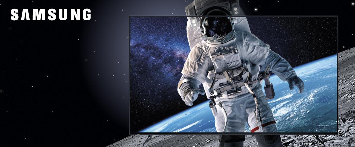 Espacio oficial Televisores Samsung