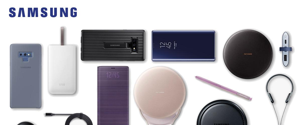 Espacio oficial Accesorios Samsung