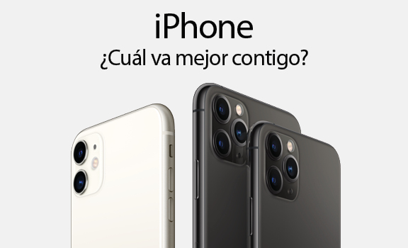 iPhone ¿Cuál va mejor contigo?