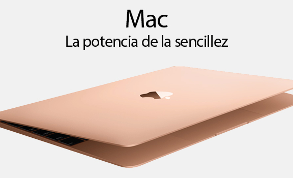 Mac. La potencia de la sencillez