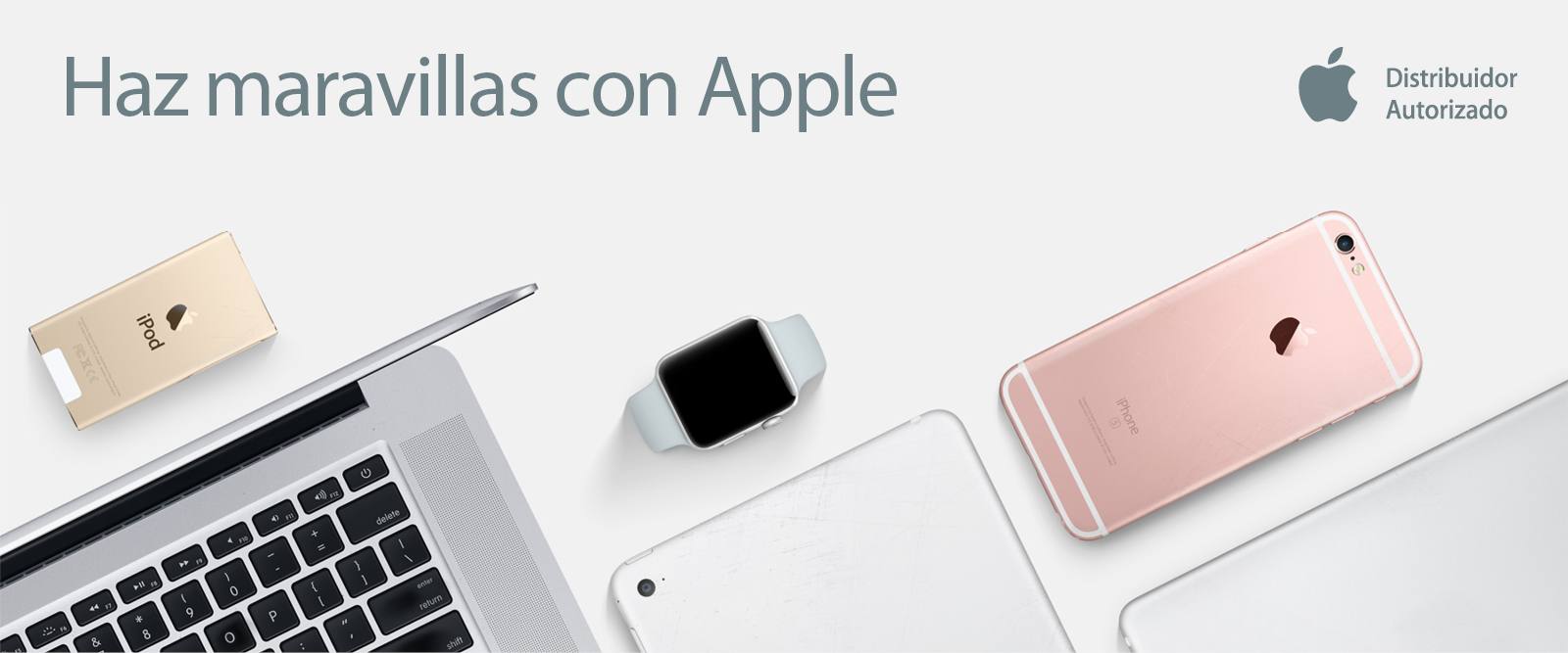 Haz maravillas con Apple