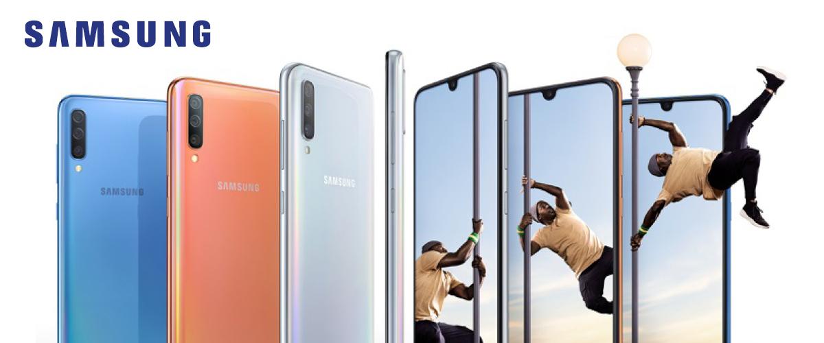 Espacio oficial Samsung