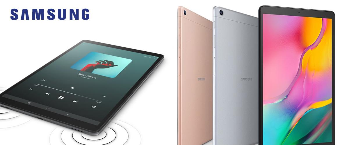 Espacio oficial Tablet Samsung